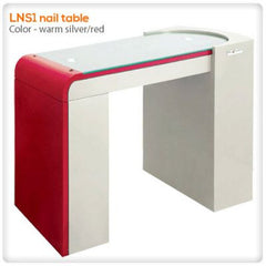 Manicure Nail Tables - LNS1 Nail Table