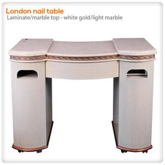 Manicure Nail Tables - London Nail Table