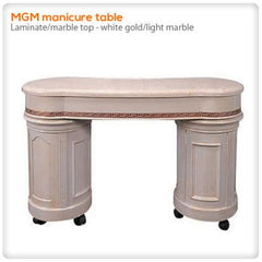 Manicure Nail Tables - MGM Manicure Table