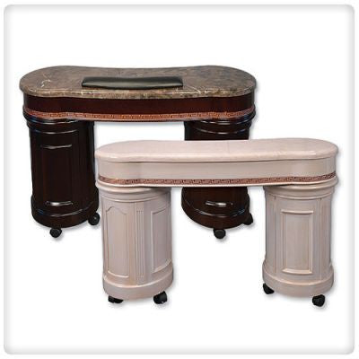 MGM manicure table