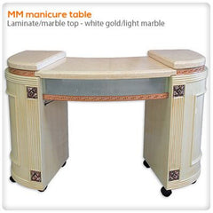 Manicure Nail Tables - MM Manicure Table