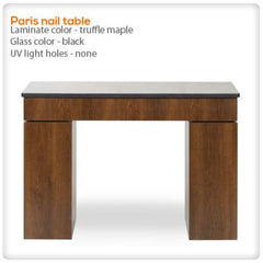 Manicure Nail Tables - Paris Nail Table