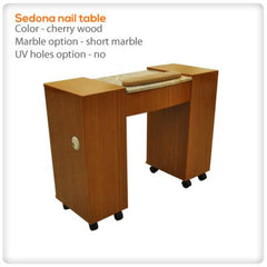 Manicure Nail Tables - Sedona  - Nail Table