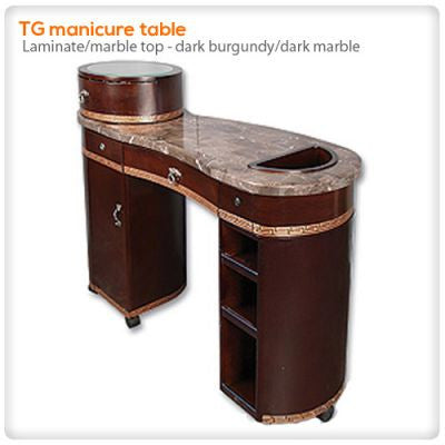 TG manicure table
