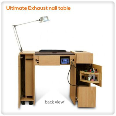 Ultimate Exhaust Nail Table