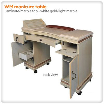WM manicure table