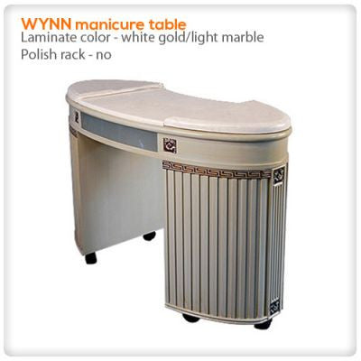 WYNN manicure table