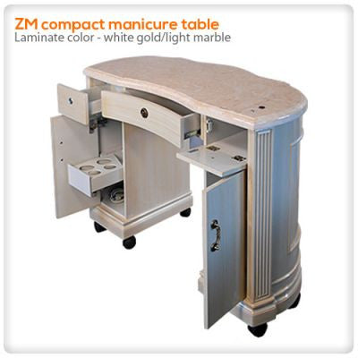 ZM Compact manicure table