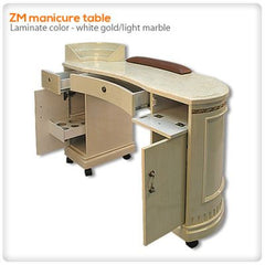 Manicure Nail Tables - ZM Manicure Table