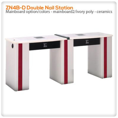 ZN4B-D Double Nail Station