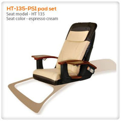 Massage Chairs For Pedicure Spas - T4 Pedicure Chair Seat Ht 135