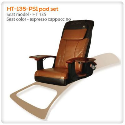 T4 Pedicure Chair Seat Ht 135
