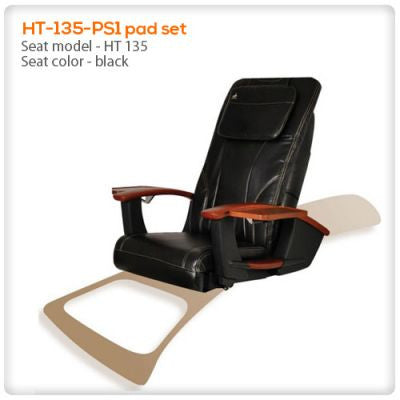 T4 pedicure chair seat Ht135