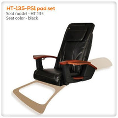 Massage Chairs For Pedicure Spas - T4 Pedicure Chair Seat Ht135