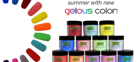 SNS HEALTHY NAILS