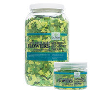 Pedi Salts / Pedi Rocks - Bath Flowers Spearmint Eucalyptus Therapy