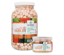 Pedi Salts / Pedi Rocks - Sea Spa Tablet Orange Tangerine Zest