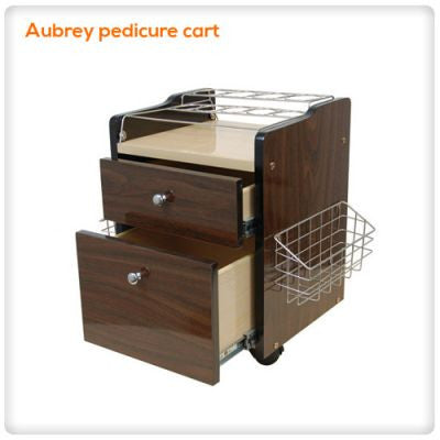 Aubrey spa cart