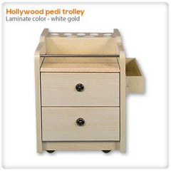 Pedicure Carts - Hollywood Pedi Trolley