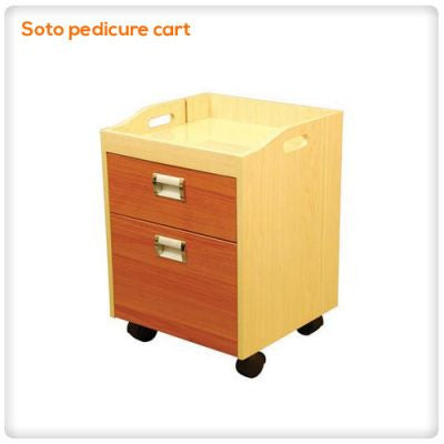 Soto Pedicure Cart