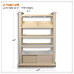 Polish Displays - A Wall Unit