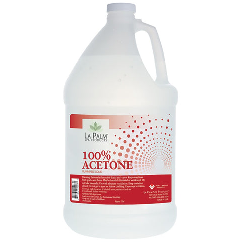 La Palm Products 100% Acetone Gallon