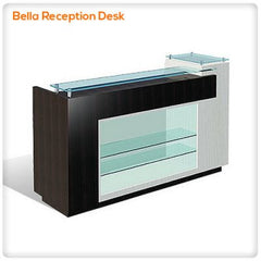 Reception Desks - Bella Reception Desk