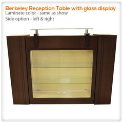 Reception Desks - Berkeley Reception Table