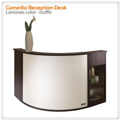 Reception Desks - Camellia Reception Desk