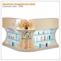 Reception Desks - Jasmine Receptionist Desk