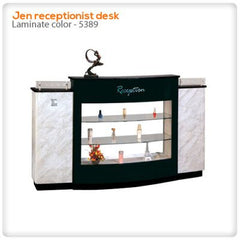 Reception Desks - Jen Receptionist Desk