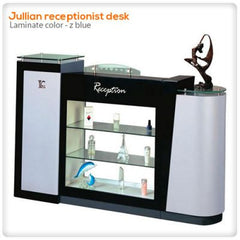 Reception Desks - Jullian Receptionist Desk