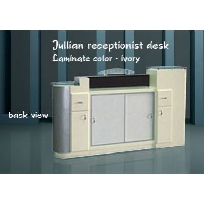 Jullian receptionist desk