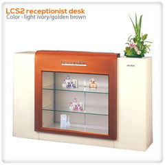Reception Desks - LCS2 Receptionist Desk