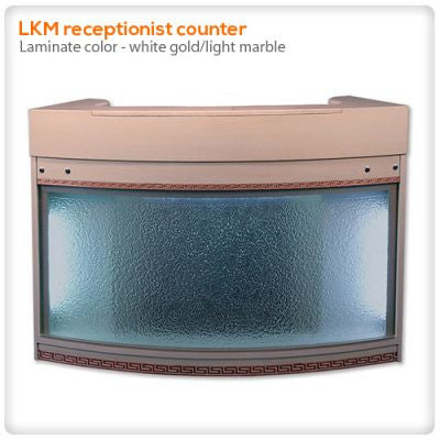 LKM Receptionist Counter