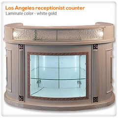 Reception Desks - Los Angeles - Receptionist Counter