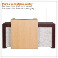 Reception Desks - Marble Reception Counter