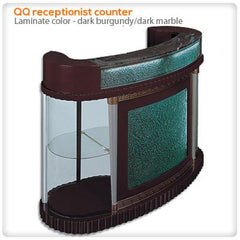 Reception Desks - QQ Receptionist Counter