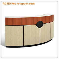 Reception Desks - RD310 Neo Reception Desk