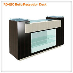 Reception Desks - RD420 Bella Reception Desk