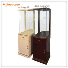 Retail Displays - A Glass Case