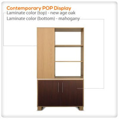 Retail Displays - Contemporary POP Display
