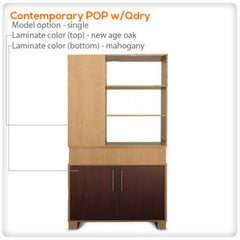 Retail Displays - Contemporary POP W/Qdry