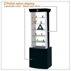 Retail Displays - Z Polish Salon Display