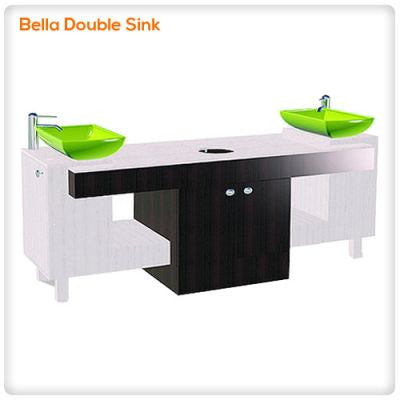 Bella - Double Sink