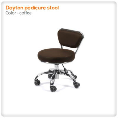 Dayton pedicure stool