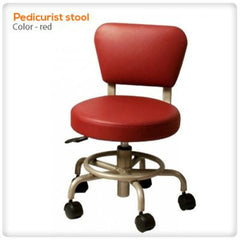 Staff/Customer Chairs - Pedicurist Stool