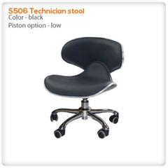 Staff/Customer Chairs - S506 Pedicure Stool
