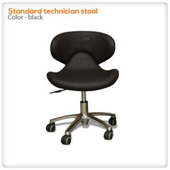 Staff/Customer Chairs - Standard Technician Stool