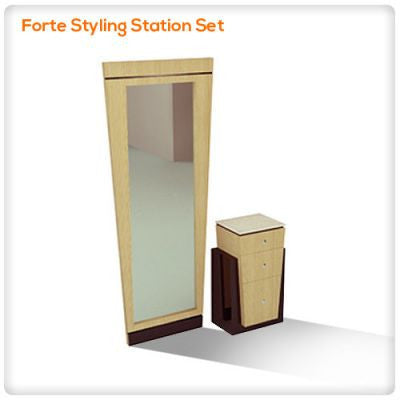 Forte Styling Station Set